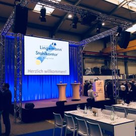 Business-Event in Bad Oeynhausen